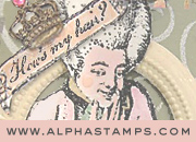 New from Alpha Stamps