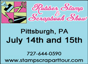 Stamp Scrap Art Tours