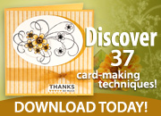37 Popular Card Making Techniques