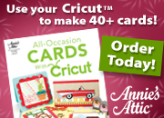 All-Occasion Cards with Cricut