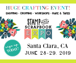 Stamp and Scrapbook Expo