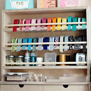 Punch Amp Washi Tape Storage Solutions Review And Project