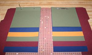 Altered File Folder