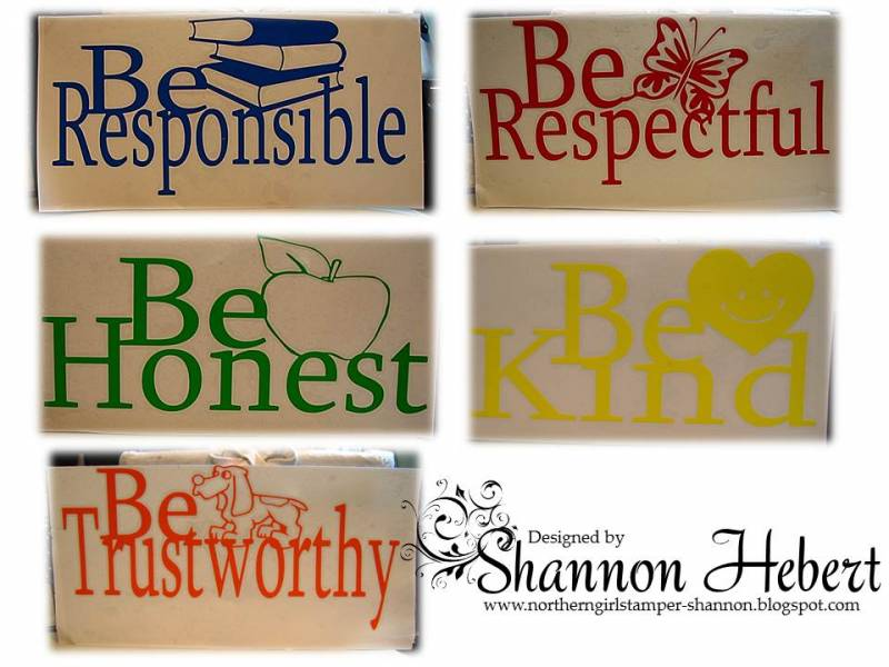 Classroom quotes by shanban at splitcoaststampers for Exterior beauty quotes