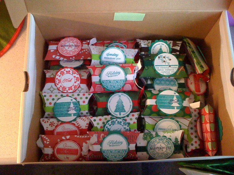 Christmas Treats for Coworkers by hquinzelle - Cards and Paper Crafts ...