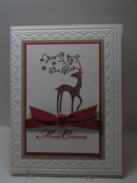 Stamps For Christmas Cards