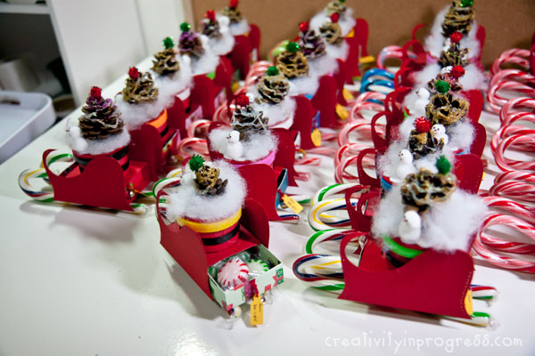 Play Doh Santa S Candy Cane Sleigh By Sung1203 At
