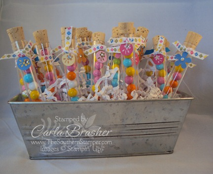 Ice Cream Parlor Test Tube Treats By Cjbrasher At