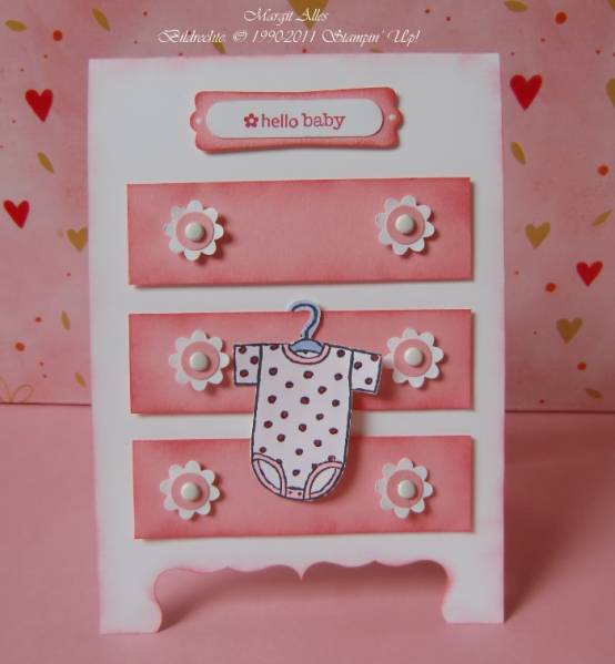 The All New Split6 22 Wheel By Akahndesign On My Baby: Baby Card By MargitsSchatztruhe