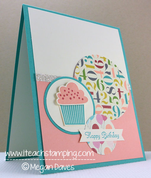 Handmade Birthday Card For My Mom By Stampin Meg At
