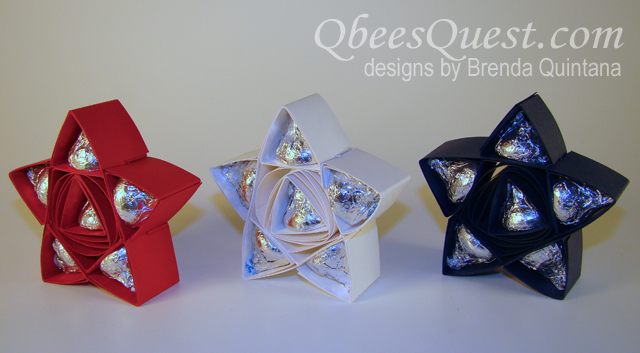 Hershey S Star Tutorial 5 Point By Qbee At