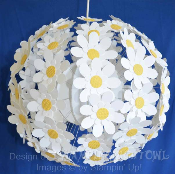 Suo Flower Folds Lamp Shade By 1stampingnightowl At