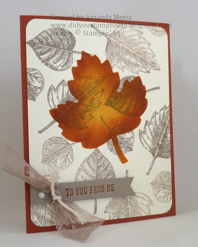Fall collage by mandypandy at splitcoaststampers