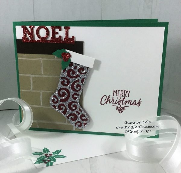 Hang Your Stocking Christmas Bundle Card By Gracelynsmommy