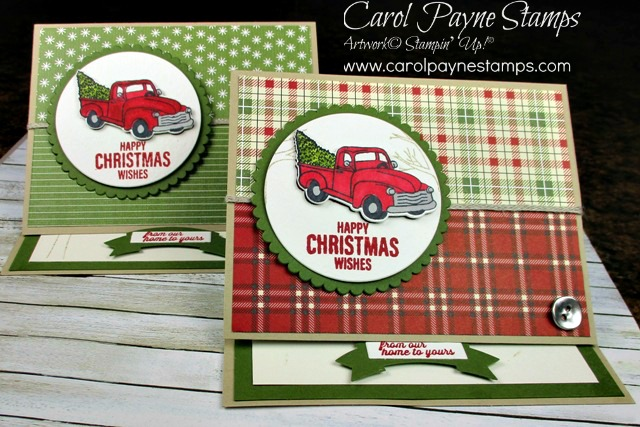 Farmhouse Christmas Easels By Carol Payne At