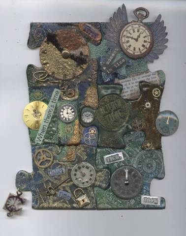 Jigsaw by tish k at splitcoaststampers for Craft bits and pieces