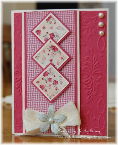 How To Make Covered Files: Card #3 By Rosekathleenr