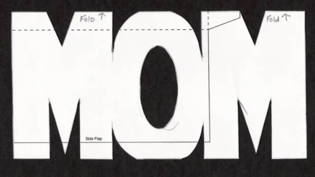 Mom Template By Suzette Marie Cards And Paper Crafts At
