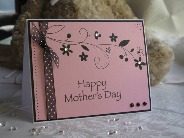 A Simple Mother S Day W Rub Ons