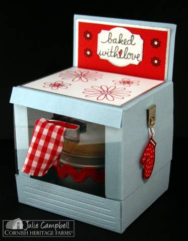 Bun In The Oven Favor Box By Juliemcampbell007 At