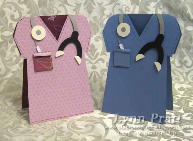 Doctor 39 s bag matching scrub shirt card by lpratt at for Doctor bag craft template