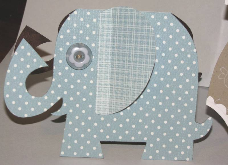love this elephant template  by she u0026 39 s crafty