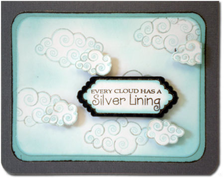 short essay on every cloud has a silver lining The concept of the silver lining refers to the idea that every cloud has a silver lining what this means is that even when things are bad, one can find some good to either come out of it or.