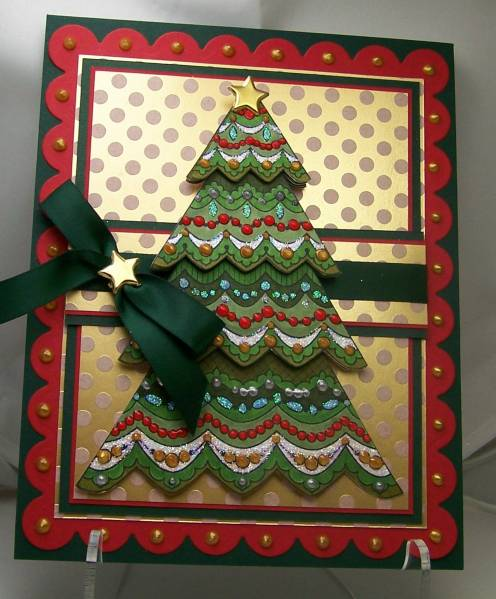 O Christmas Tree Christmas Cards: O' Christmas Tree By Diannep575