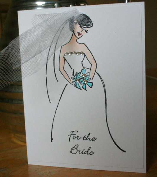Maggie S Bridal Shower Card By Itzann At Splitcoaststampers