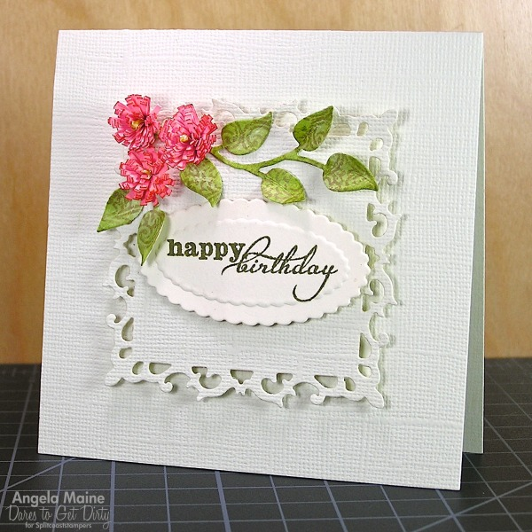 DTGD Quilled Flowers By Arizona Maine
