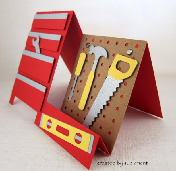 Lisa S Tool Time Father S Day Card: Tool Time For Fathers By Susiespotless