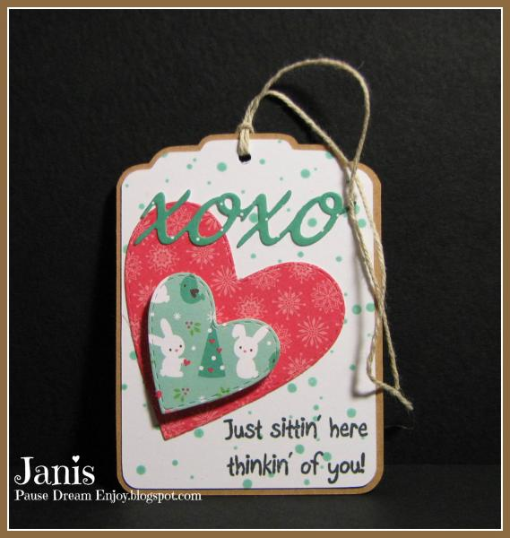SSS XOXO by JanisPDE - at Splitcoaststampers