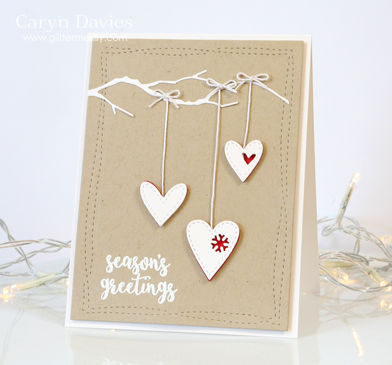 Season S Greetings By Glitter Me Silly At Splitcoaststampers