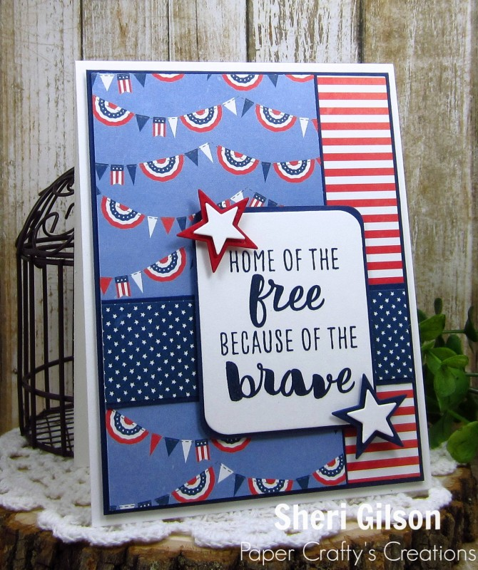Preschool Partners Colorado Springs: Home Of The Free By PaperCrafty