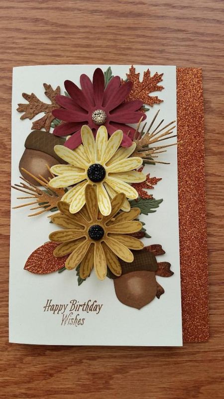 Pleasant Autumn Birthday By Trip20Bep At Splitcoaststampers Funny Birthday Cards Online Chimdamsfinfo