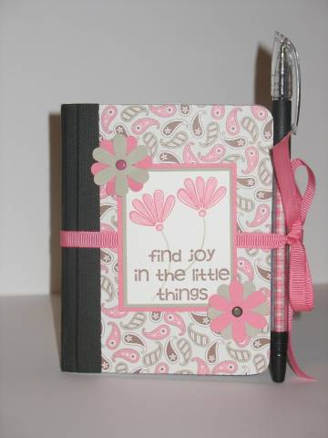 Tlc 99 Composition Book Mini By Stampertammy At