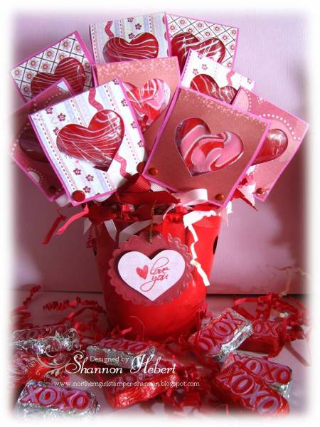 Valentine Lolly pop Cricut cut wrappers by shanban Cards and – Cricut Valentines Cards
