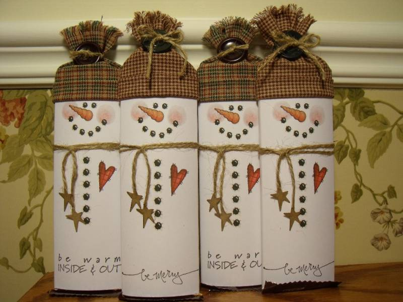 hershey snowman wrapper pattern free just bcause