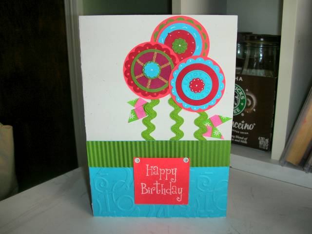 Birthday Card For 9 Year Old Girl By Maudhuit