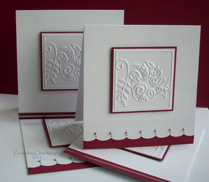 Ccc12 apr peace dove by ceedee at splitcoaststampers for Elegant christmas card ideas